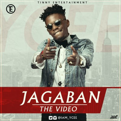 Ycee - Jagaban [Video Poster[