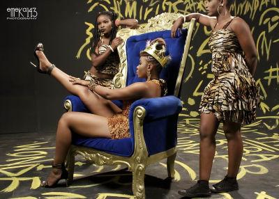 Yemi Alade - Sugar [B-T-S Photo] (6)