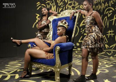 Yemi Alade - Sugar [B-T-S Photo] (7)