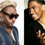 LOL! Watch Trey Songz Goof Dancing To Davido's New Song