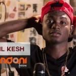 "YBNL's Lil Kesh Performs ""Lyrically' On Ndani Sessions"