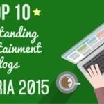 tooXclusive tops Buzz Nigeria's List of Top 10 Outstanding Entertainment Blogs in Nigeria!