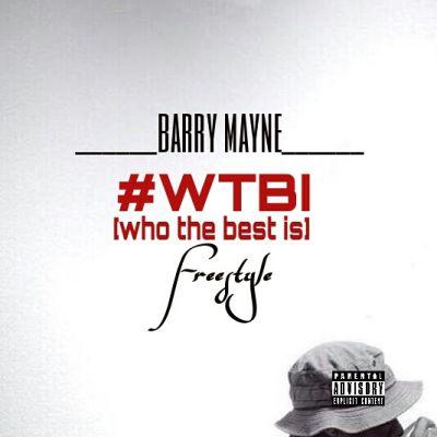 #wtbi barrymayne