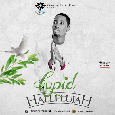 Cupid Hallelujah-Artwork