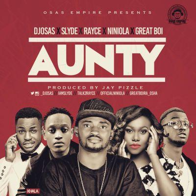 DJ Osas - Aunty-ART