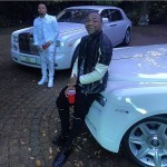 "BTS Photos: Davido x Olamide – ""The Money"""