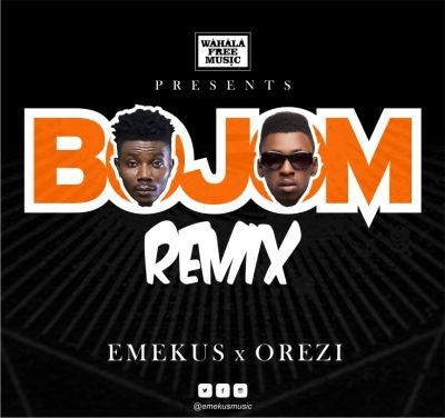 Emekus - Bojom (Remix) ft. Orezi-ART