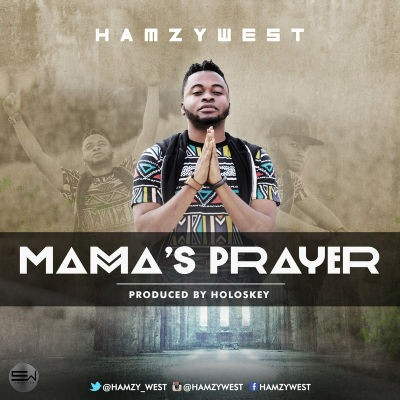 Hamzy West - Mama's Prayer-ART