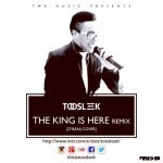 """Toosleek – """"The King Is Here"""" (Cover)"""