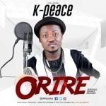 """K-Peace – """"Orire"""""""