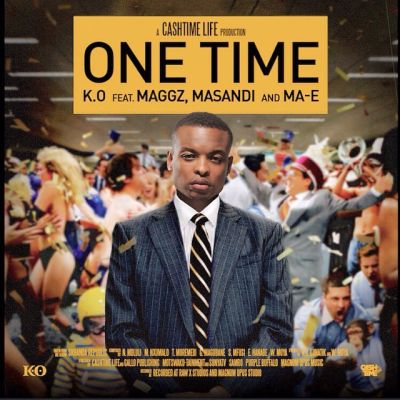 K.O - One Time Cover
