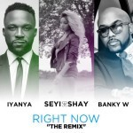 "Seyi Shay – ""Right Now (Remix)"" ft. Iyanya & Banky W"