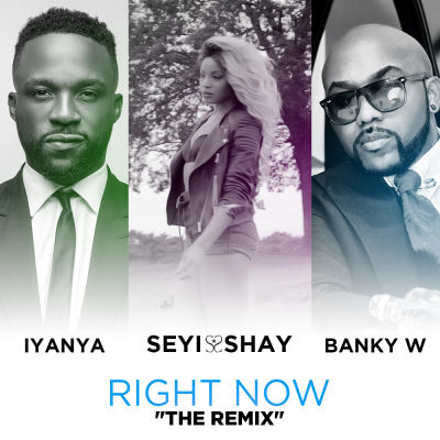 Seyi Shay - Right Now Remix-ART
