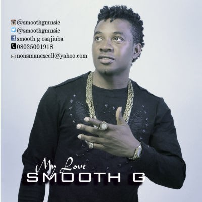 Smooth G 'My Love' Artwork 2