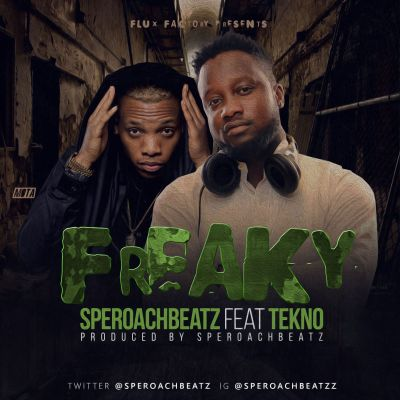 SperoachBeatz - Freaky ft. Tekno-ART