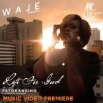 "VIDEO PREMIERE: Waje – ""Left For Good"" ft. Patoranking & Godwin Strings"