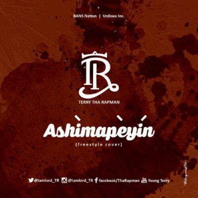 Terry Tha Rapman - Ashimapeyin (Freestyle)-ART