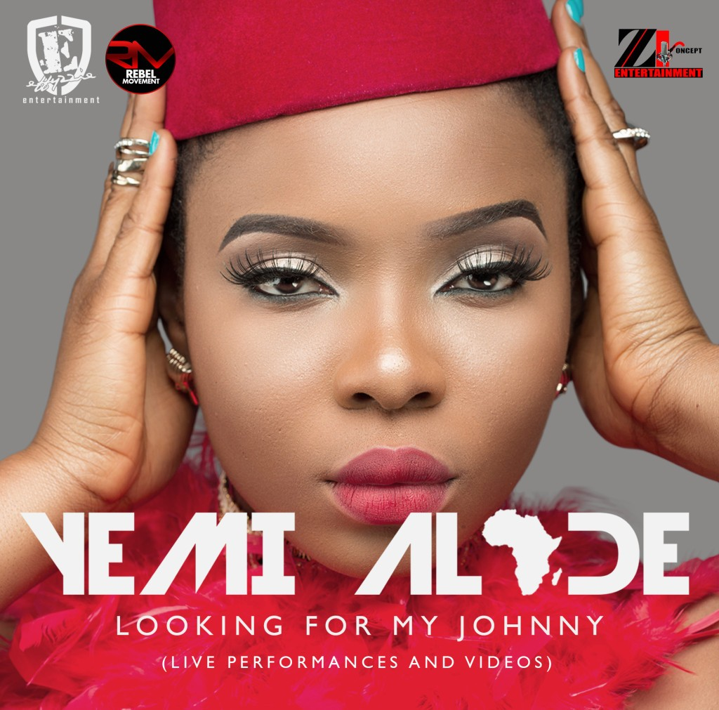 Yemi Alade - Looking For My Johnny [Visual Album Art Front]