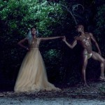 "Seyi Shay Dazzles In New Photo Editorial ""The Corruption of Eve"""