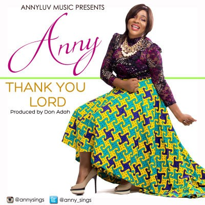 Anny - Thank You Lord [ART]