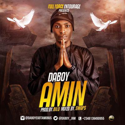 Daboy - Amin - ART