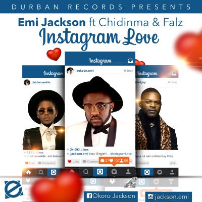 Emi Jackson - Instagram Love ft. Falz & Chidinma-ART