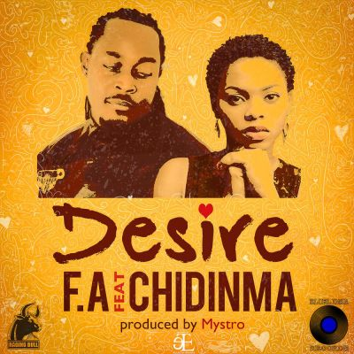 F.A - Desire ft. Chidinma-ART
