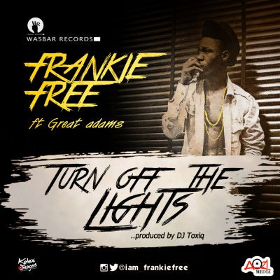 Frankie Free ft. Great Adamz & Sharon Johnson - TURN OFF THE LIGHTS (prod. by DJ Toxiq) Artwork