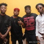 "Ycee Shoots Video To ""Jagaban"" (Remix) ft. Olamide + (B-T-S)"