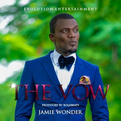 Jamie Wonder - The Vow-ART