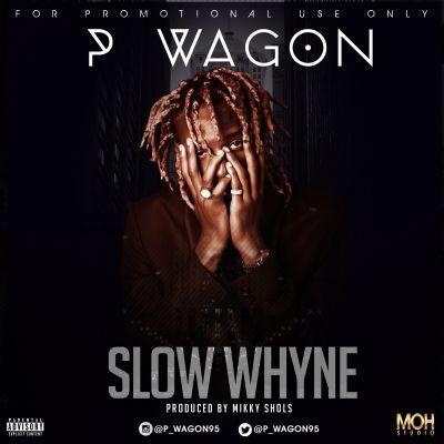 P Wagon - Slow Whyne - ART