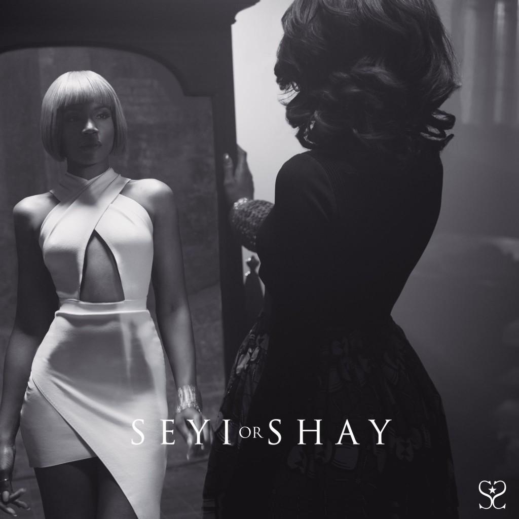 Seyi or Shay [Album Art]