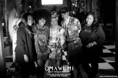 bts-photo-omawumi-shoots-new-music-video-play-na-play-featuring-agelique-kidjo