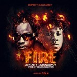 "Jupitar – ""Fire"" ft. StoneBwoy  (Prod. By Genius Selection)"