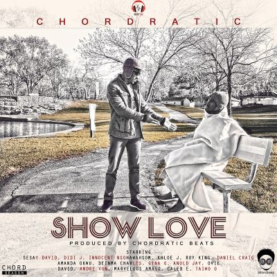 Chordratic - Show Love - Art