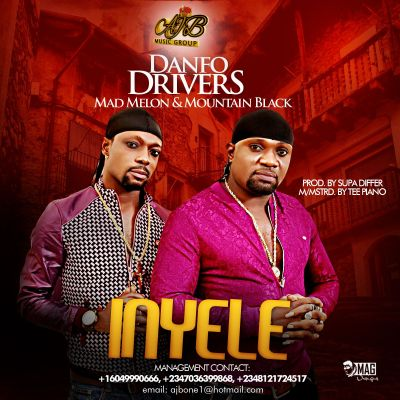 Danfo Drivers-Inyele-Artwork