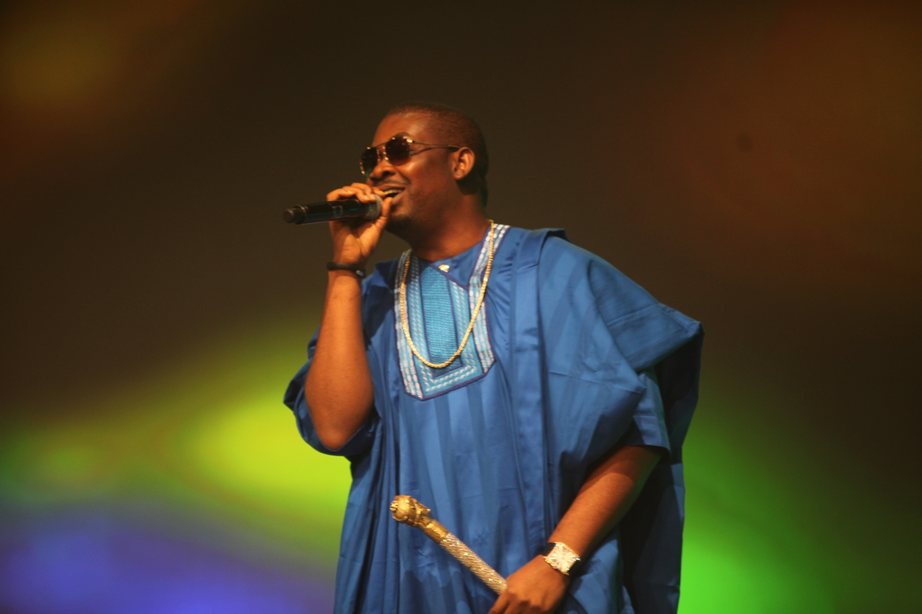 """""""I Was Sick For Days But I'm Okay Now""""- Don Jazzy Reassures Fans 1"""