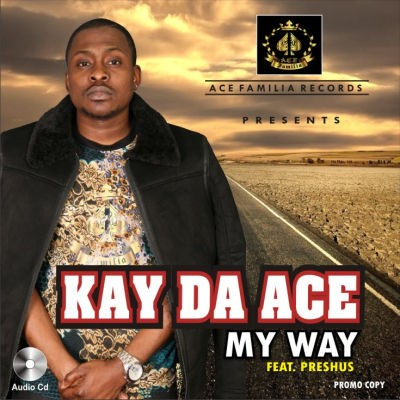 Kay Da Ace - My Way-ART