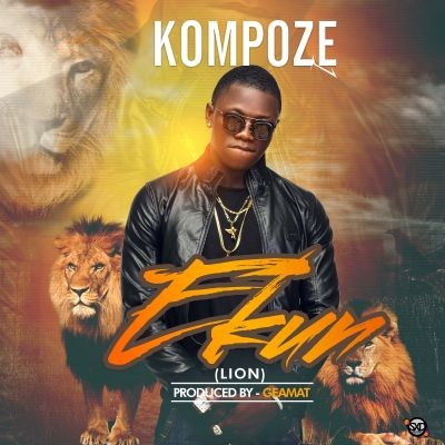 Kompose - Ekun (Lion)-ART