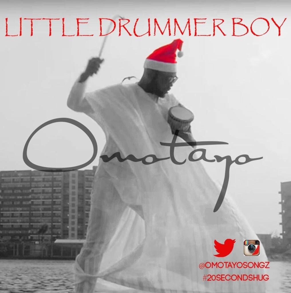 Omotayo - Little Drummer Boy [ART]