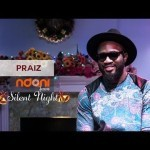 "VIDEO: Praiz Sings ""Silent Night"" for Ndani Sessions"