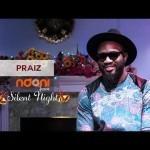"VIDEO: Praiz Sings ""Silent Night"" for Ndani Sessions"