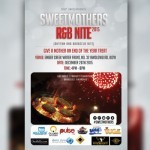 SweetMothers Rhythm n Barbecue Nite 2015