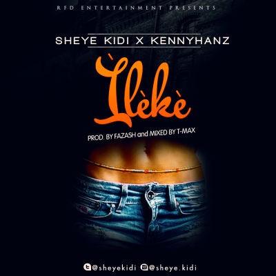 Sheye Kidi - Ileke-ART