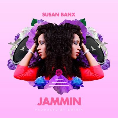 Susan Banx Jammin Artwork