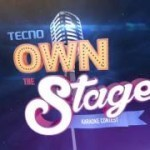 #TECNOOWNTHESTAGE: Watch Tosin Perform Whitney Houston's Greatest Hit Of All Time