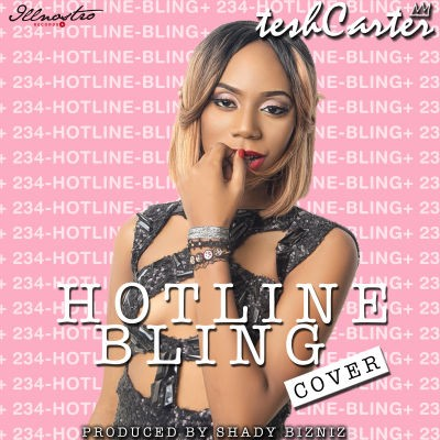 Tesh Carter - Hotline Bling (Drake Cover)-ART