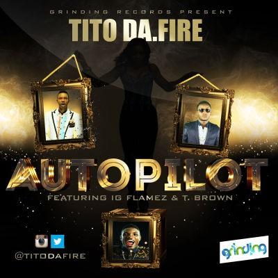 Tito Da.Fire - Auto Pilot Art