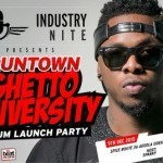 Industry Nite Presents Runtown's Ghetto University Album Launch Party