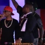 VIDEO: What Beef? Wizkid & Davido Perform Live On Stage Together